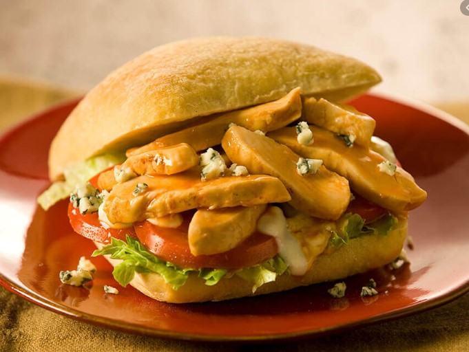 How to Make Buffalo Chicken Sandwich