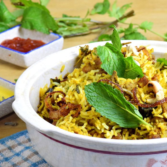 How to Prepare Biryani Rice or Biryani Chawal