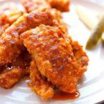 how to make Glazed Buffalo Chicken