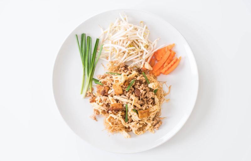 How to Cook Thai Rice Noodles