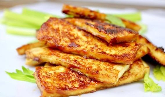 How to Grill Tofu on BBQ