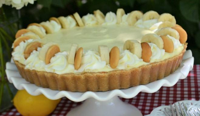 Caramel Banana Cream Pie Recipe