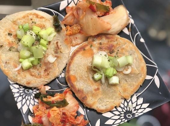 How to Make Potato and Onion Pancakes