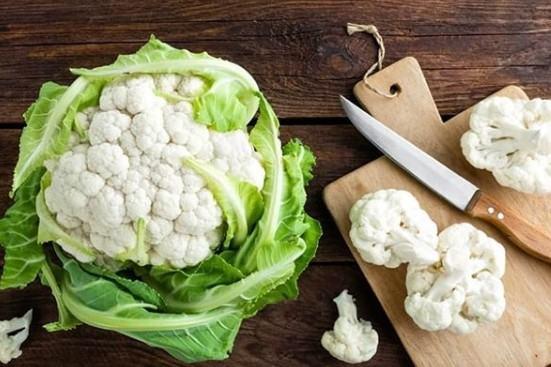 Cauliflower is a cruciferous vegetable
