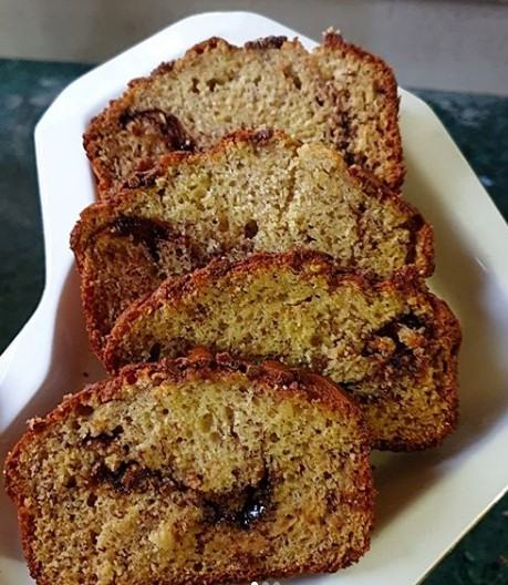 Learn how to make the best banana bread ever.