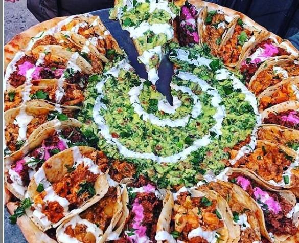 How to Make Taco Pizza Recipe