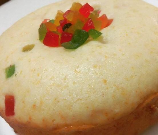 Tutti Frutti Cake recipe simple method