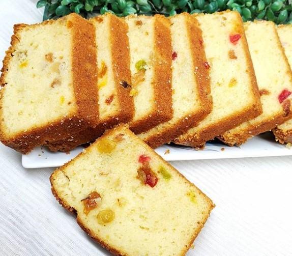 easy Tutti Frutti Cake recipe