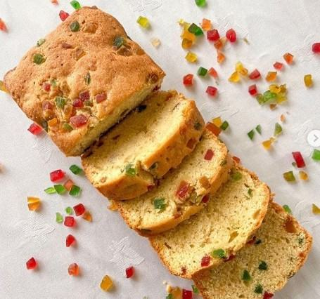 How to Make Tutti Frutti Cake