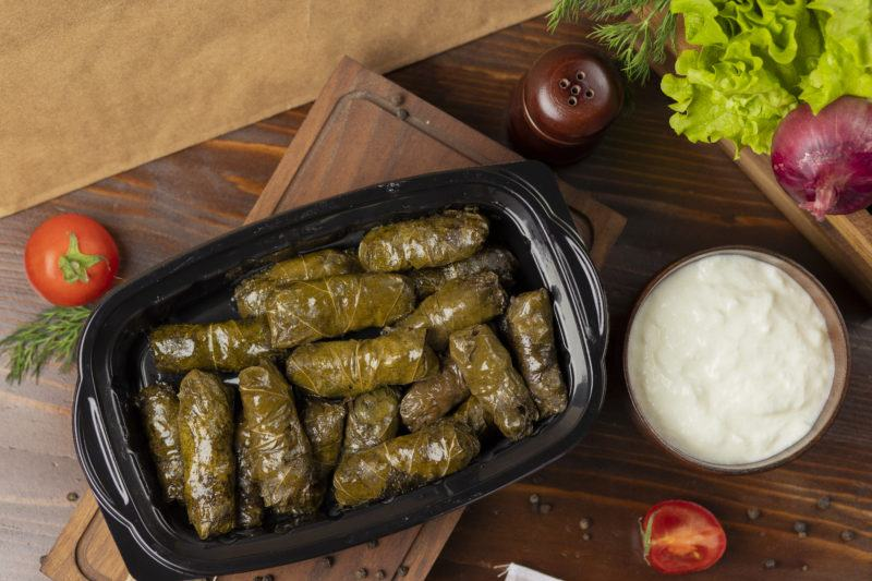 How to cook Greek Dolmades