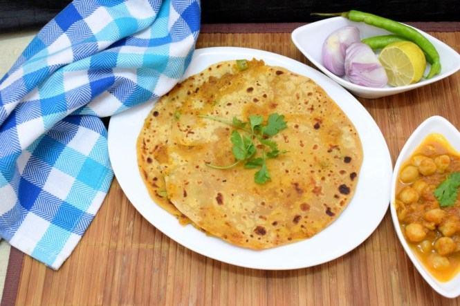 How to Make Pithi Wala Paratha or Pithi Daal Paratha
