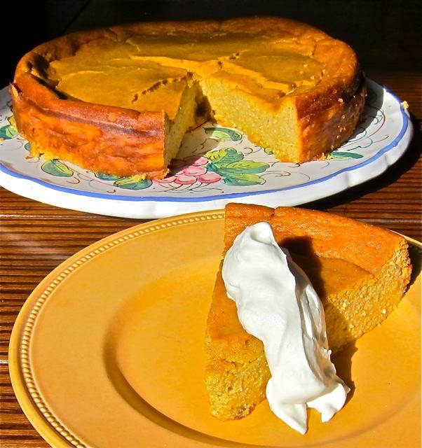 How to Make Pumpkin Ricotta Cake – 8 Steps