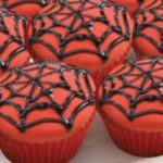 How to Make Spider Web Cupcake Topping – 8 easy Steps 1