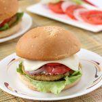 How to Make Homemade Potato Burger or Aloo Tikki Burger