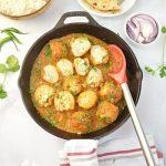 How to Prepare or Cook Bharwan Dum Aloo