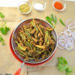 How to Prepare and Cook Kukuri Bhindi