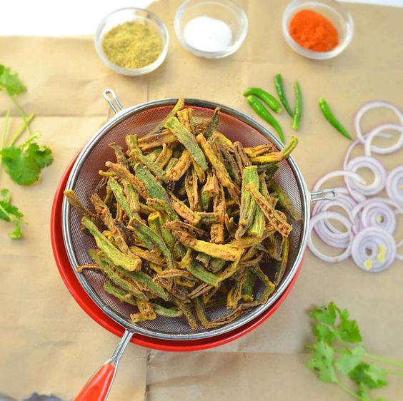 How to Prepare and Cook Kukuri Bhindi