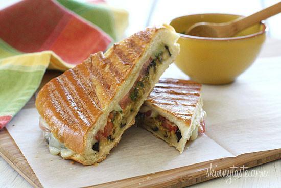 How to make Pesto Panini – 7 Steps