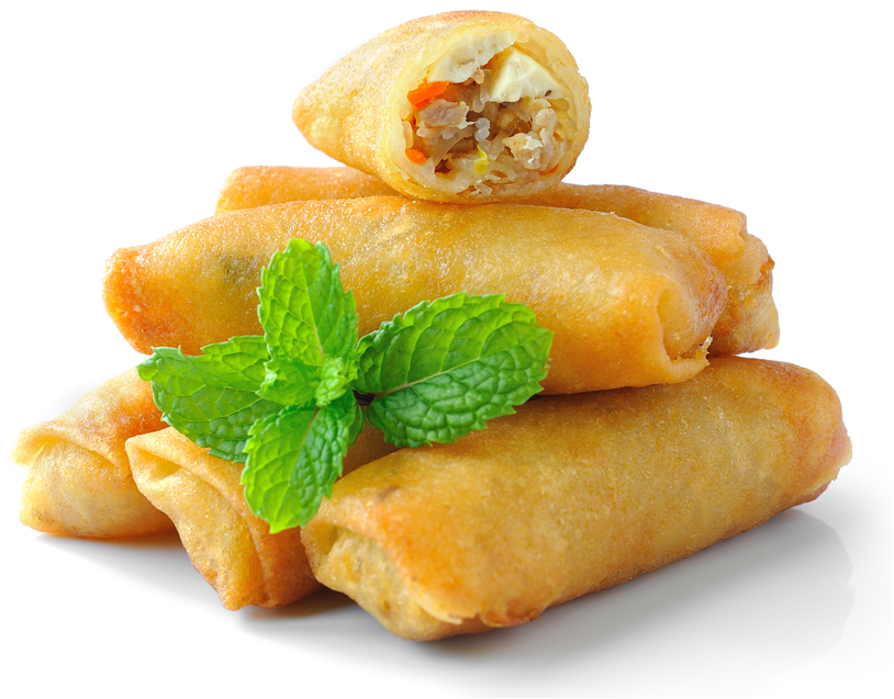 How to make Egg Rolls with Coleslaw Mix – 12 Steps