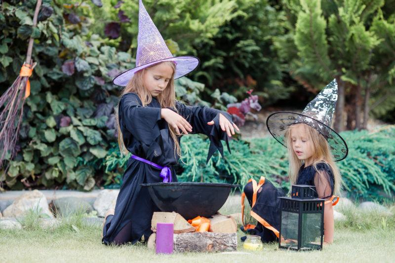 How to Make a Witch's Brew