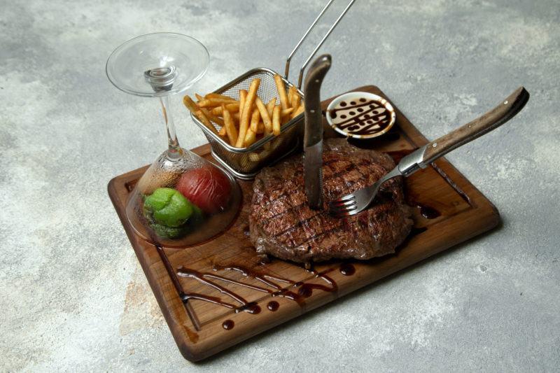 Beef & Potato Skillet