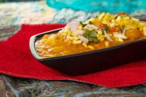 How to Cook and Prepare Ragda Patties