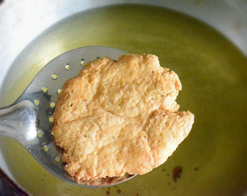 How to Cook Namkeen Mathri