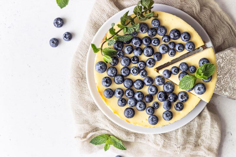 How to Make Blueberry Cream Cheese Crepes - 5 easy steps 2