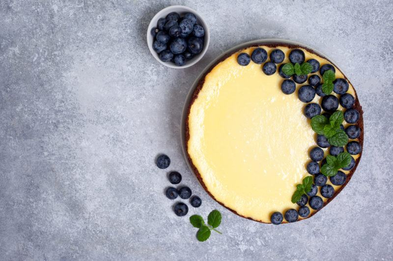 How to Make Blueberry Cream Cheese Crepes - 5 easy steps 4