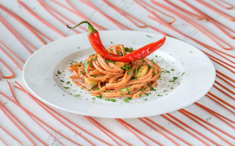 How to Prepare Pasta Aglio, Olio e Peperoncino