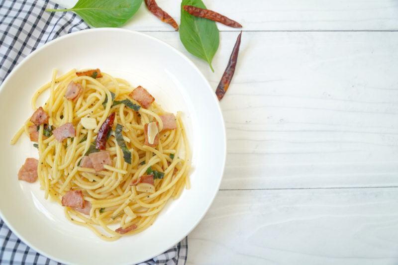 How to Prepare Spaghetti Aglio E Olio