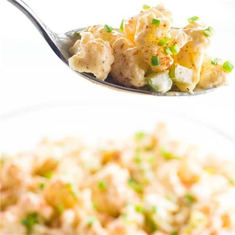 How to Make Paleo Baked Potato Salad – 6 Steps