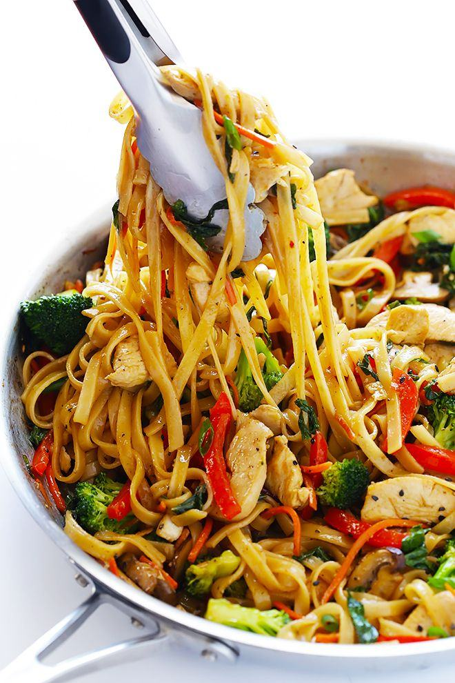 How to Make Spicy Peanut Noodles 8 Easy Steps