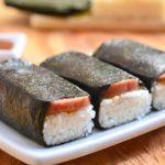 How to Make Spam Musubi – 10 Steps