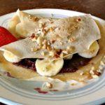 How to Make Chocolate Hazelnut Crepes- 8 Steps