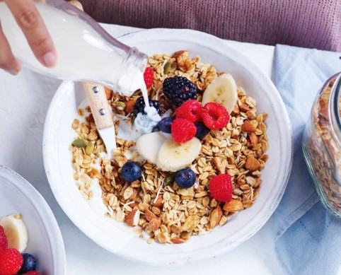 how to make granola recipe