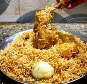 how to cook chicken briyani