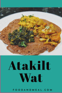 Atakilt Wat easy Recipe