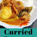 Ugandan Curried Potatoes easy Recipe