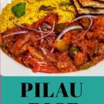 Pilau Rice easy recipe