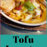 This is Good for people who aren't reluctant to try tofu. After this lasagna you and your guests will love it!