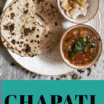 East African Chapati easy recipe
