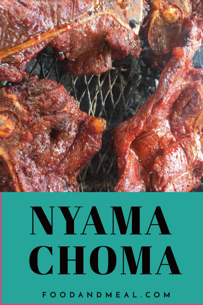 How to make Kenya Nyama Choma - Easy Recipe 1
